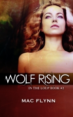 Book Cover: Wolf Rising
