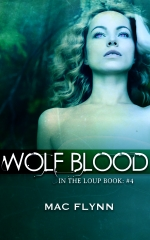 Book Cover: Wolf Blood