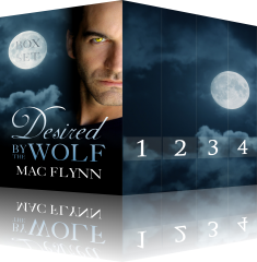 Book Cover: Desired By the Wolf Box Set