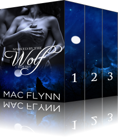 Book Cover: Marked By the Wolf Box Set