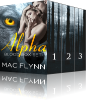 Book Cover: Alpha Blood Box Set