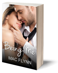 Book Cover: Being Me Paperback