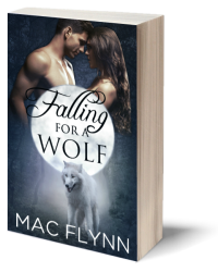Book Cover: Falling For A Wolf Paperback