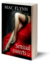 Book Cover: Sensual Sweets Paperback