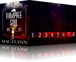 Book Cover: Vampire Soul Box Set