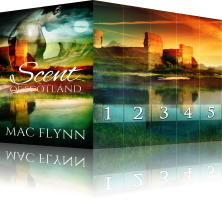 Book Cover: Scent of Scotland: Lord of Moray Box Set
