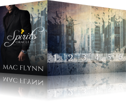 Book Cover: Oracle of Spirits Box Set