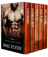 Book Cover: Blood Thief Box Set