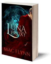 Book Cover: Luna Proxy Paperback
