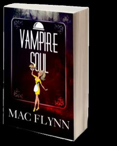 Book Cover: Vampire Soul Paperback