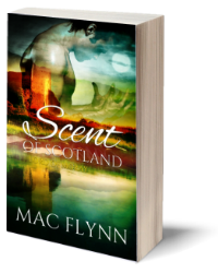 Book Cover: Scent of Scotland: Lord of Moray Paperback