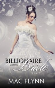 Book Cover: Billionaire Seeking Bride #3