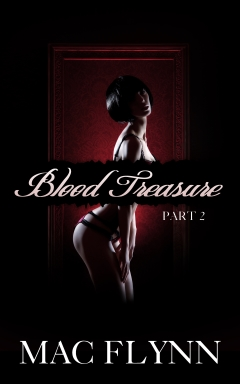 Book Cover: Blood Treasure #2