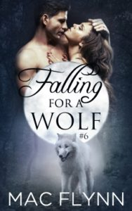 Book Cover: Falling For A Wolf #6