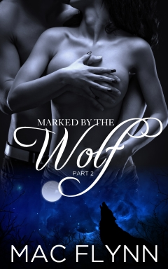 Book Cover: Marked By the Wolf #2