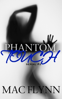 Book Cover: Phantom Touch #2