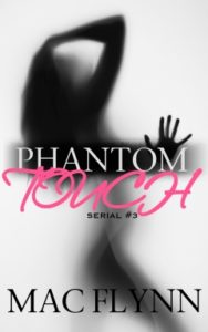Book Cover: Phantom Touch #3