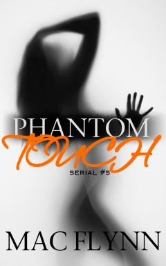 Book Cover: Phantom Touch #5