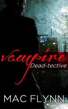 Book Cover: Vampire Dead-tective