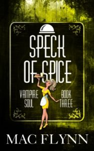 Book Cover: Speck of Spice