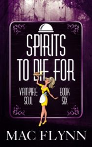 Book Cover: Spirits to Die For
