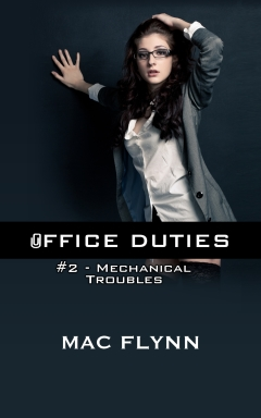 Book Cover: Office Duties #2