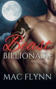 Book Cover: Beast Billionaire #2