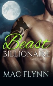 Book Cover: Beast Billionaire #3