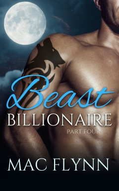 Book Cover: Beast Billionaire #4