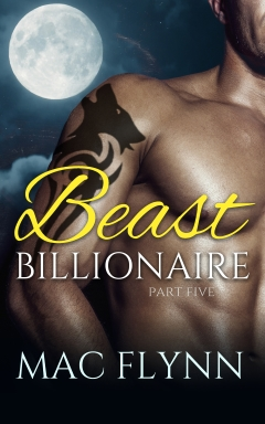 Book Cover: Beast Billionaire #5
