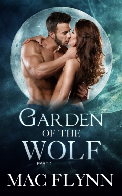 Book Cover: Garden of the Wolf #1