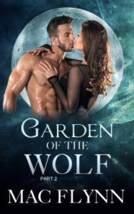 Book Cover: Garden of the Wolf #2
