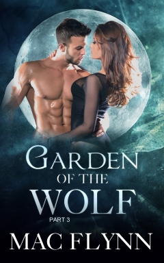 Book Cover: Garden of the Wolf #3