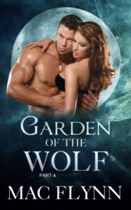 Book Cover: Garden of the Wolf #4