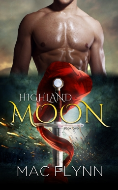 Book Cover: Highland Moon #2