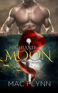 Book Cover: Highland Moon #5