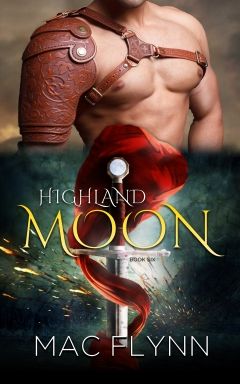 Book Cover: Highland Moon #6