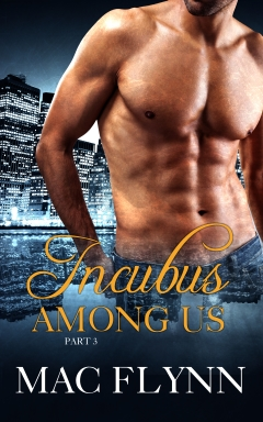 Book Cover: Incubus Among Us #3