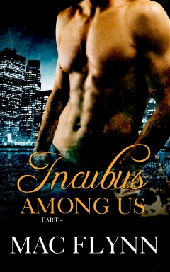 Book Cover: Incubus Among Us #4