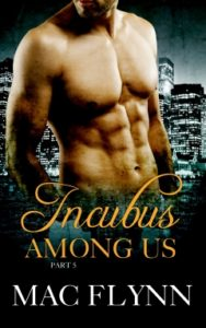 Book Cover: Incubus Among Us #5