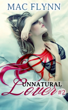 Book Cover: Unnatural Lover #2