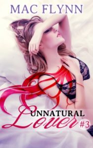 Book Cover: Unnatural Lover #3