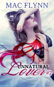 Book Cover: Unnatural Lover #7