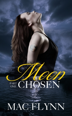 Book Cover: Moon Chosen #1