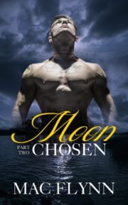 Book Cover: Moon Chosen #2