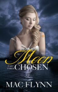 Book Cover: Moon Chosen #3