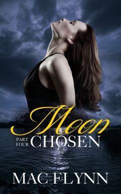 Book Cover: Moon Chosen #4