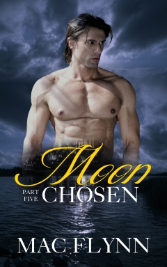 Book Cover: Moon Chosen #5