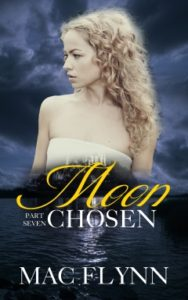 Book Cover: Moon Chosen #7