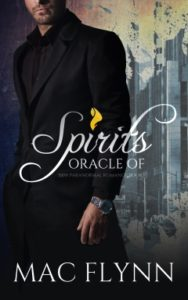 Book Cover: Oracle of Spirits #1